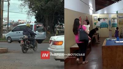 BEBÉ Y SU MADRE EN ESTADO GRAVE TRAS ACCIDENTE EN EDELIRA