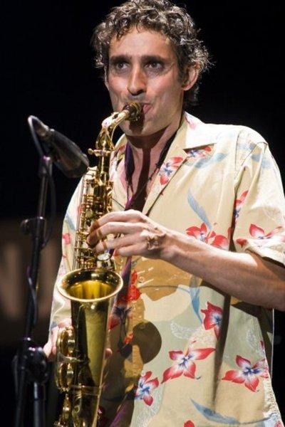 Jazz ibérico en Drácena