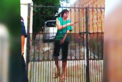 Apuñalan a agente de la Policía en San Lorenzo