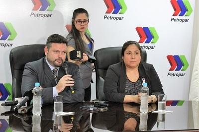 Petropar denuncia a gestión anterior por millonario daño patrimonial