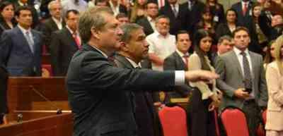 Juraron los nuevos ministros de la Corte