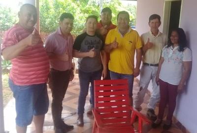 Blanca Ovelar suma adherentes en Loreto para Colorado Añetete