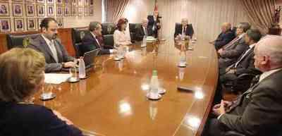 La Corte dio la bienvenida a los nuevos ministros