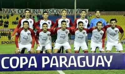 Estos son los os cruces para los octavos de final de Copa Paraguay