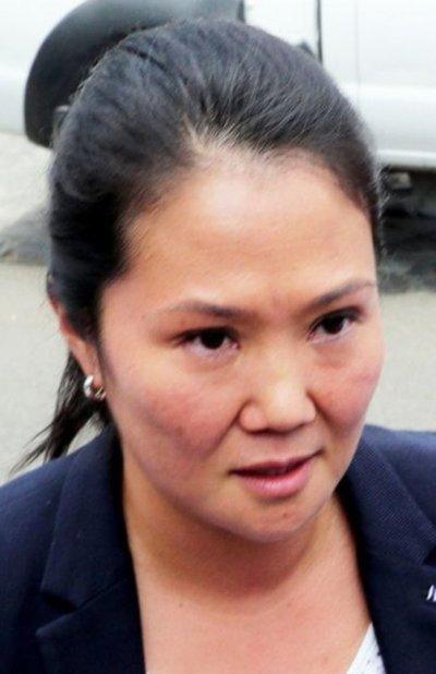 """Fujimori, detenida por """"lavado"""""""