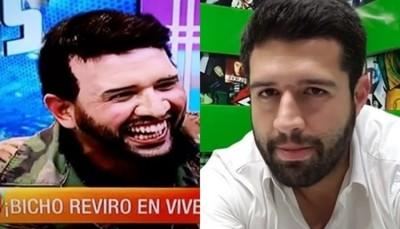 """Gustavo Corvalán Imitó A Bicho Riveros Y El Conductor """"reaccionó"""" Desafiándolo"""