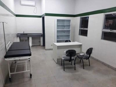 HOSPITAL DE CORONEL BOGADO FUE AMPLIADO Y EQUIPADO CON DONACIÓN DE YACYRETÁ