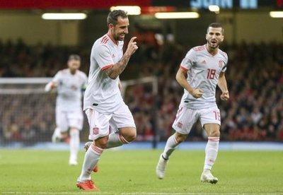 España sigue en racha