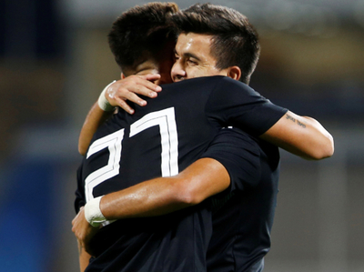 Argentina goleó a Irak en Arabia Saudita
