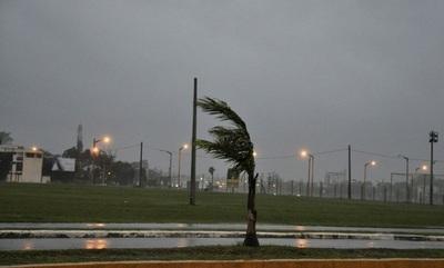 Meteorología emite nueva alerta por lluvias y tormentas eléctricas