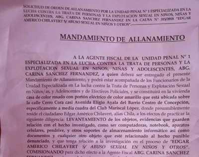 Hasta el momento, defensores de Chilavert no pudieron acceder a expediente de la causa