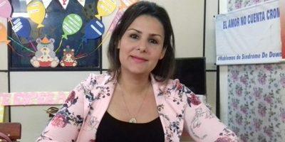 "Cristina Echauri: "" No soy una planillera"""