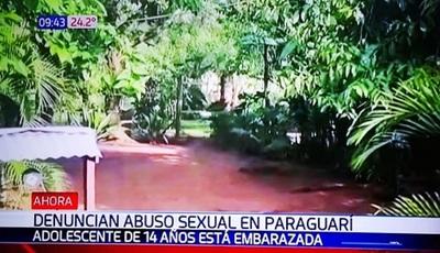 Vecino abusó y embarazó a adolescente en Paraguarí, denuncian
