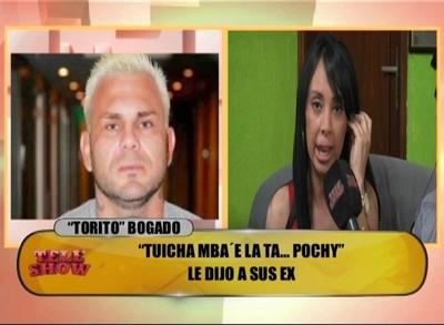 "Por tratarla de ""tatu pochy"", Shirley demandará a Torito Bogado"