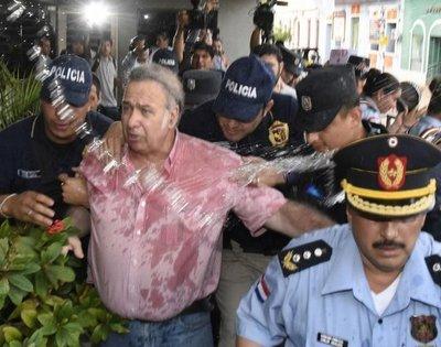 """González Daher quería acceder a sus bienes y juez le dice """"no"""""""