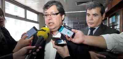 Piden prisión del fiscal Gustavo Yegros