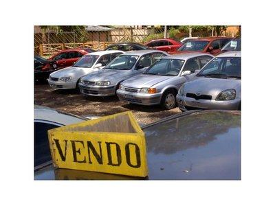 Policía cae con un auto robado en Caaguazú