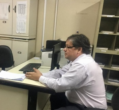 Piden prisión preventiva para el fiscal Yegros