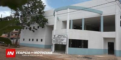 HOSPITAL DE CNEL BOGADO EXPERIMENTARÁ UN CAMBIO SIN PRECEDENTES EN SU HISTORIA.