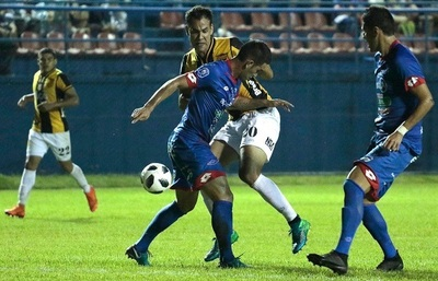 Independiente castiga a Guaraní