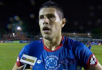 Óscar Noguera le da el mérito a todo el equipo