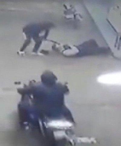 Identificaron al asesino que bailó con la escopeta
