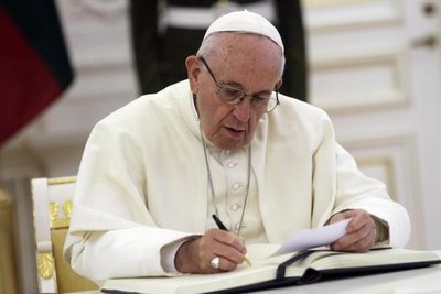 El Papa recibirá a Marito
