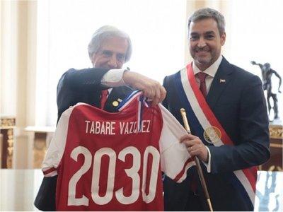 La candidatura del 2030 sigue en pie