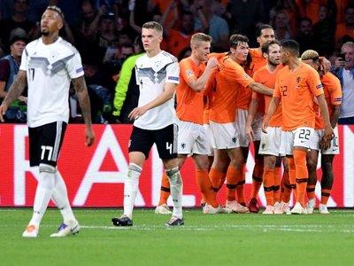 Holanda renace y condena a la Alemania de Low
