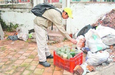 Con las lluvias aumentan criaderos de dengue y se dispara infestación – Prensa 5