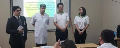 Implementarán un sistema informático en el Hospital Regional para mejorar servicios
