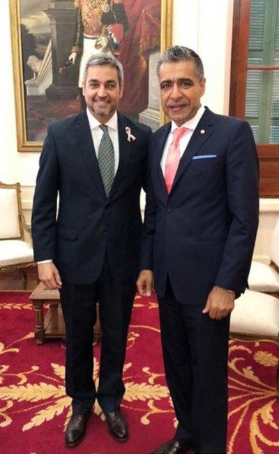 Vicecanciller niega malestar de Estados Unidos por política exterior de Abdo