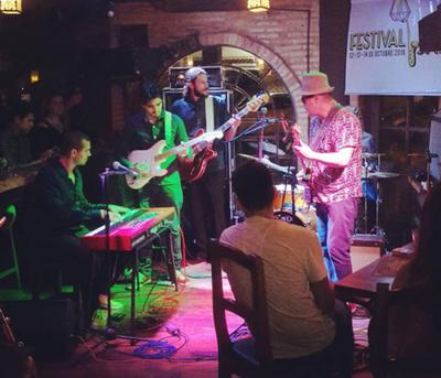 Festival Jazz al Este trajo buena  música en su tercera edición
