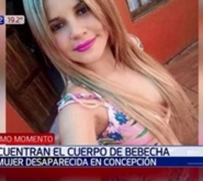 Hallaron el cuerpo de la joven madre desaparecida en Concepción