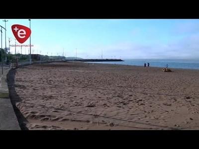 Playa San Isidro será habilitada para bañistas ésta semana