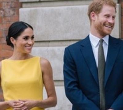 Meghan Markle y el Príncipe Enrique serán padres