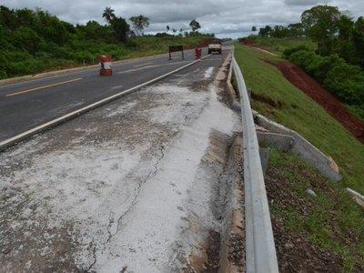 Presentan pedido de informe al MOPC sobre la ruta 13