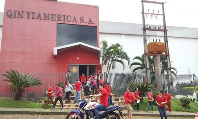 Ministerio de Trabajo interviene en fábrica tras denuncia de trabajadores