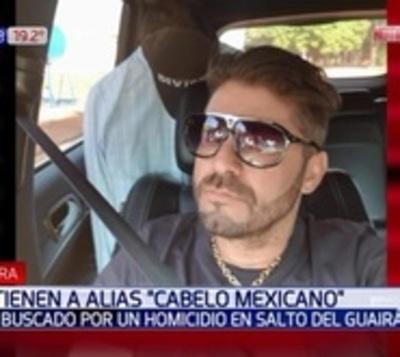 Detienen a peligroso miembro del PCC en Pedro Juan Caballero