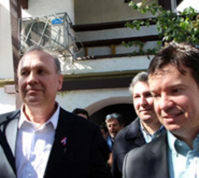 Arregui dice que colaboración con Abdo no implica afiliación ANR