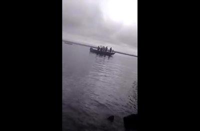 Aseguran que no hubo incidentes por suspensión de torneo de pesca en Corrientes