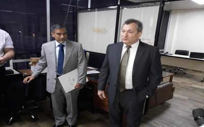 Nuevos ministros de Corte reafirman compromiso de lucha contra morosidad