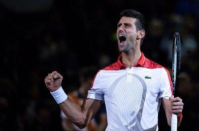 Djokovic queda a un paso de Nadal