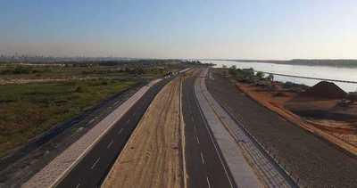 Desde hoy el tránsito vehicular en la Costanera Norte se extiende hasta las 20:00