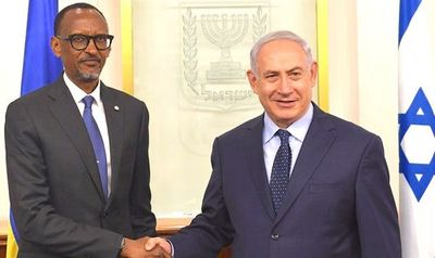 Israel mueve rubro de embajada en Paraguay a Ruanda, en África: allí abrirá embajada en 2019
