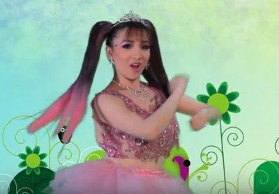 "Marilina ya ""Salta, Salta"" en YouTube"