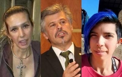 HOY / Expareja de Dalma revela cuál era la relación entre Giuzzio y Elba Rodas