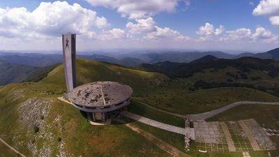 Buzludja, el ovni arquitectónico comunista que fascina en el siglo XXI