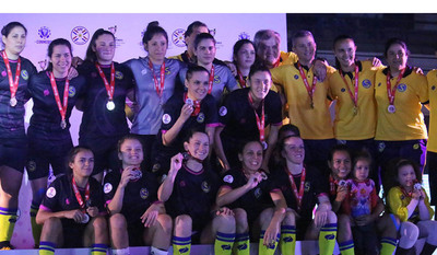 Sport Colonial quedó segunda en la Copa Libertadores de Futsal FIFA