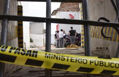 Víctima de quíntuple crimen  en casos de estafa y usura